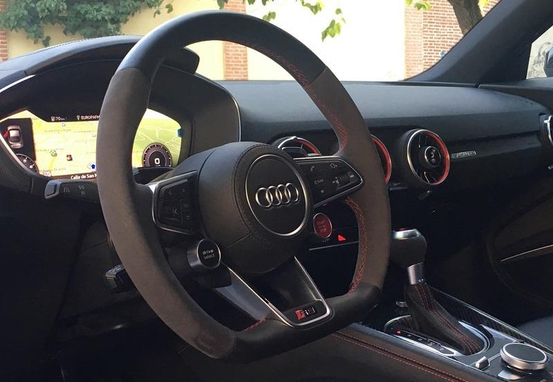 The Audi TT RS