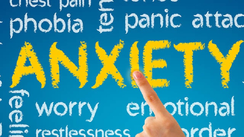 The 5 Most Common Types of Anxiety- Learn how to recognize them