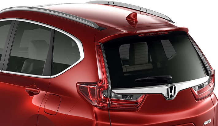Honda CR-V rear view