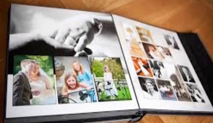 Make photo album