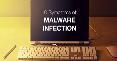 YOUR PC IS INFECTED.