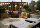 decorating a terrace