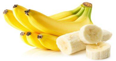 calories of banana