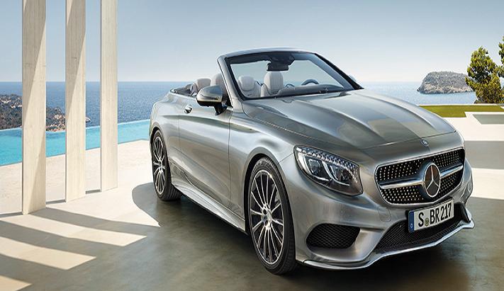 buy a luxury car