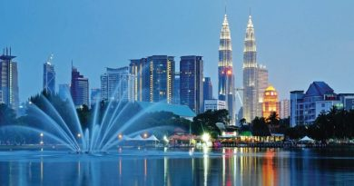 visit in Malaysia