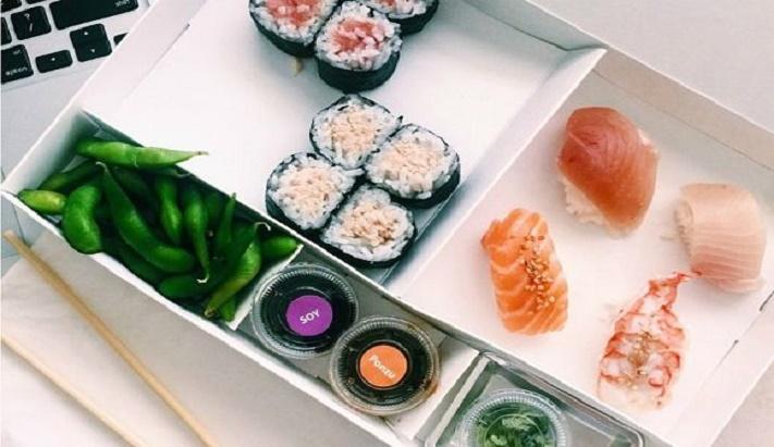 sell sushi at home