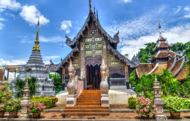 The 10 places you should not miss when travel in Thailand