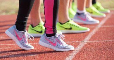The correct choice of women's running shoe