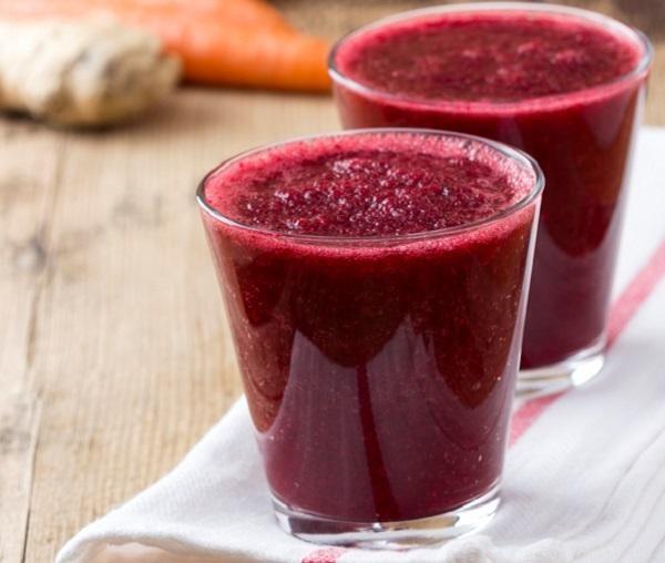 make beet juice