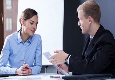 prepare a job interview
