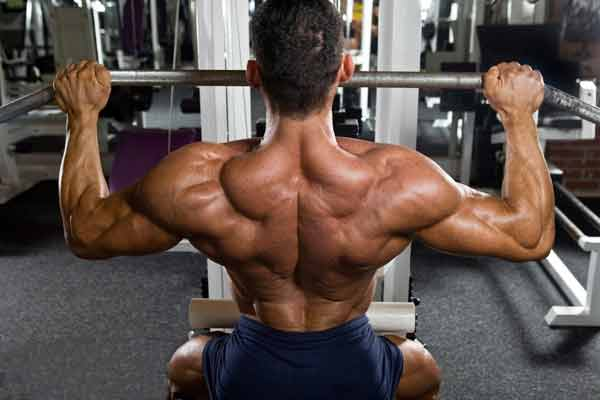 trapezius muscle exercises