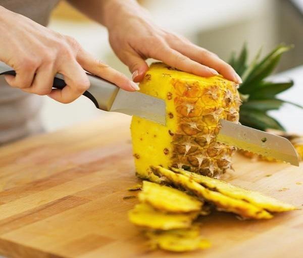 make pineapple juice