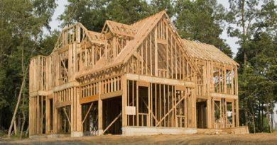 build a new house