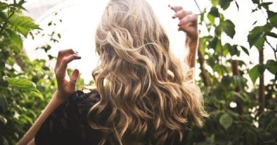 how to curl hair without heat
